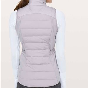 lululemon athletica Jackets & Coats - Lululemon down for it all vest